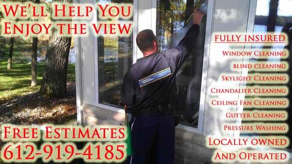 Window Cleaning Zimmerman MN