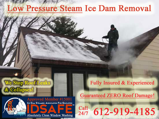 Mankato-MN-Steam-Ice-Dam-Removal