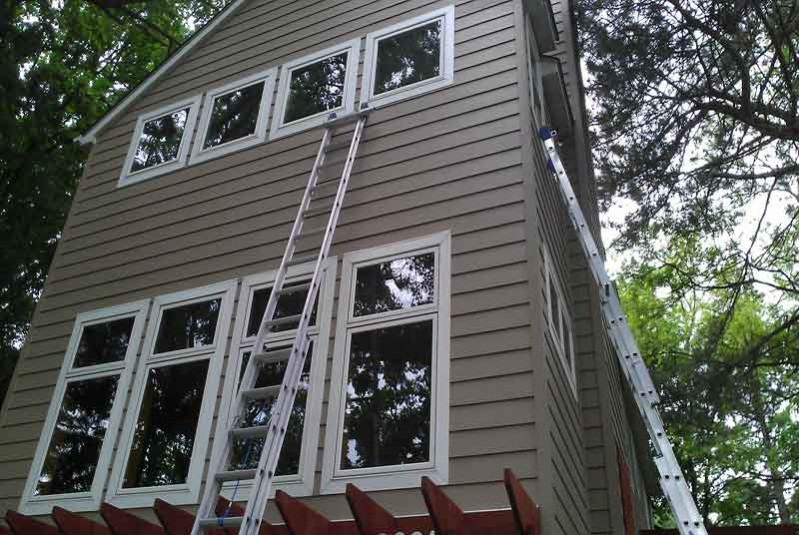 Window Cleaning Residential Gallery Images