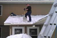 Commercial Roof Snow Removal Service Areas (U.S. States)