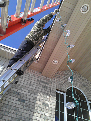 Christmas Light Installation MN