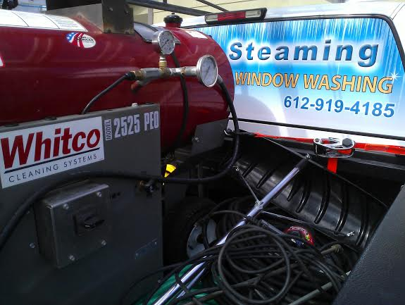 Whitco Water Steaming System