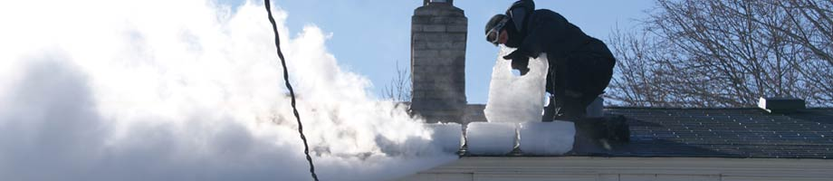 Steam Ice Dam Removal Minneapolis MN