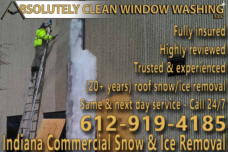 Indiana-Commercial-Roof-Snow-Removal-Ice-Dam-Removal