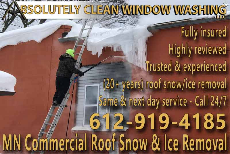 MN-Commercial-Roof-Snow-Removal-and-Steam-Ice-Dam-Removal