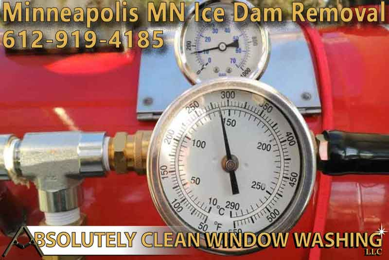 Minneapolis-MN-Ice-Dam-Removal-Gauges-On-Steamer